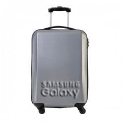 กระเป๋าเดินทางพิมพ์ลายนูน