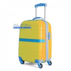 กระเป๋าเดินทางล้อลาก 20 นิ้ว 4 ล้อ พร้อมโลโก้
