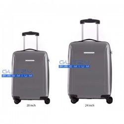 กระเป๋าเดินทางล้อลาก 20, 24 นิ้ว 4 ล้อ พร้อมโลโก้